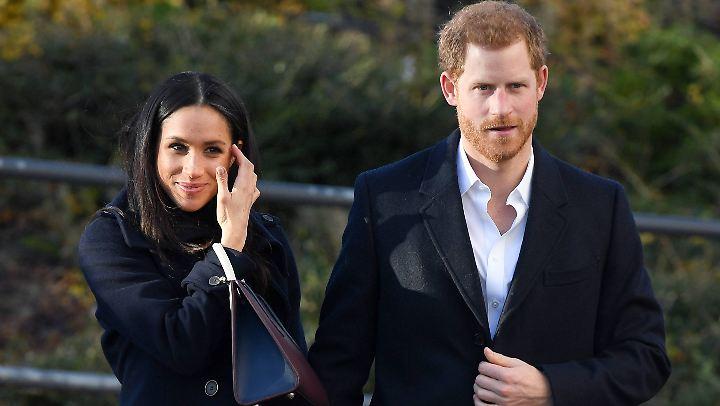 Event mit Harrys Ex? Für Meghan Markle angeblich unvorstellbar.