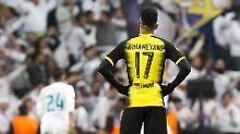 FC Arsenal statt Real Madrid: Aubameyangs Frust muss echt groß sein