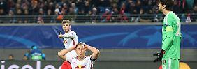 Lehrreiche CL-Grenzerfahrung: RB Leipzig scheitert - und tönt trotzdem