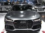 Starke Nachfrage in Übersee: Audi feiert November-Rekord