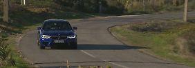 600 PS und ordentlich Sound: Der neue BMW M5 fällt auf