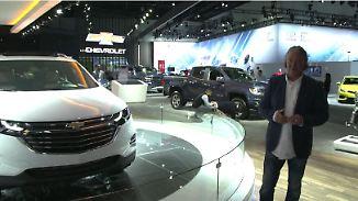 Mercedes sexy, Jaguar mit Rekord: Das sind die Highlights der LA Autoshow
