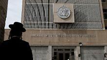 Der Tag: US-Botschaft zieht wohl nicht vor 2019 nach Jerusalem