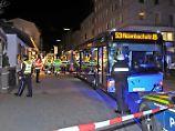 Nur Wochen nach Brandattacke: Linienbus überrollt Obdachlosen