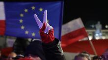 Trotz massiver Kritik: Polnisches Unterhaus billigt Justizreformen