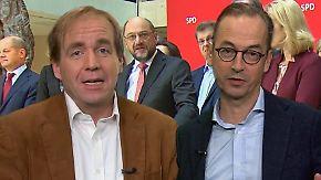 """""""Wer soll es denn besser machen?"""": Fleischhauer und Kuzmany reden Tacheles über die SPD"""