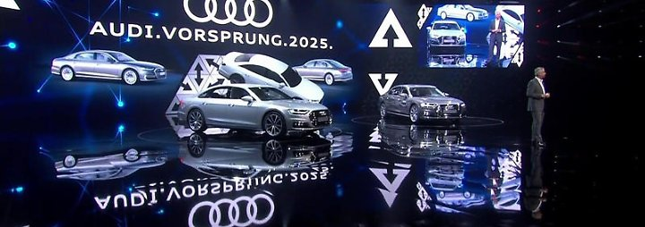 PS - Reportage: Audi A8 - Making of