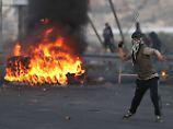 USA stehen zu Jerusalem-Politik: Palästinenser-Proteste dauern an