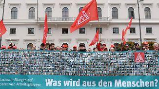 Von Fördergeldern profitiert: Politiker üben scharfe Kritik an Siemens' Stellenabbau