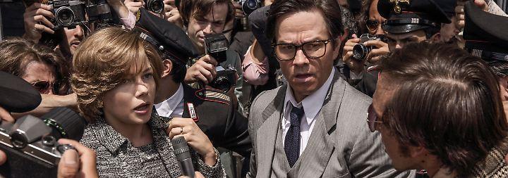 """Michelle Williams und Mark Wahlberg spielen die Hauptrollen in """"Alles Geld der Welt""""."""
