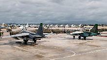 Blitzbesuch im Kriegsgebiet: Putin kündigt Truppenabzug aus Syrien an