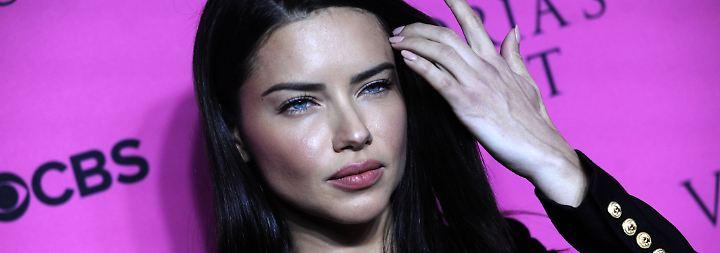 Promi-News des Tages: Adriana Lima will sich nicht mehr nackig machen