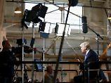Nur selten CNN und MSNBC: Trump bestreitet exzessives TV-Verhalten
