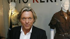 Plötzlicher Herztod: Modedesigner Otto Kern stirbt mit 67 Jahren
