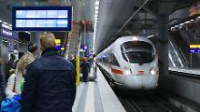 Pannen auf der Prestigestrecke: ICE-Ausfall bringt die Bahn in Erklärungsnot
