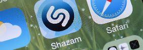 Eigentlich ist Shazam bereits in Apples Sprachassistent Siri implementiert.