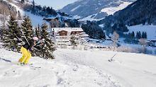 """""""Ski in - Ski out"""" in Österreich: Hier geht es vom Bett gleich auf die Piste"""