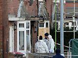 """""""Ich werde euch alle töten"""": Kinder sterben bei Hausbrand in Manchester"""