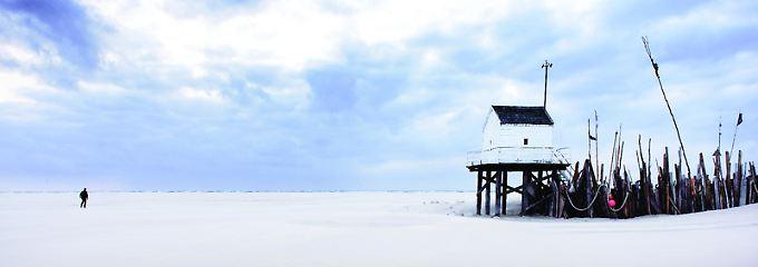 """Tour zur """"Sahara des Nordens"""": Vlieland - stilles Watt und laute Brandung"""