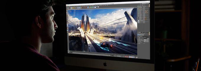 Vorbestellungen starten: Der neue iMac Pro ist bald zu haben