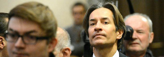 Der tiefe Fall Grassers: Österreichischer Ex-Minister steht vor Gericht