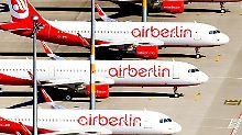 Bund verbockt Airline-Rettung: Air Berlins Gläubiger sind die Dummen
