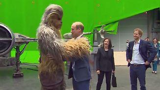 Europapremiere von Star Wars VIII: Selbst die Royals wissen nicht, was kommt