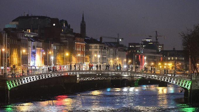 Vor allem Irland mit seiner Hauptstadt Dublin haftet der Ruf an, eine Steueroase zu sein.