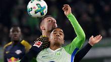 Und der FC Bayern freut sich: Wolfsburgs Remiskönige frustrieren Leipzig