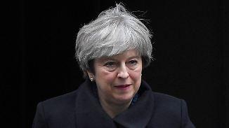 Rede vor dem Unterhaus: Theresa May geht in die Offensive