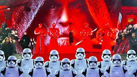 Gerüchte um neuen Star-Wars-Film: Spielen Prinz William und Prinz Harry als Sturmtruppler mit?