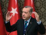 Der Tag: Erdogan: Ost-Jerusalem ist Hauptstadt Palästinas