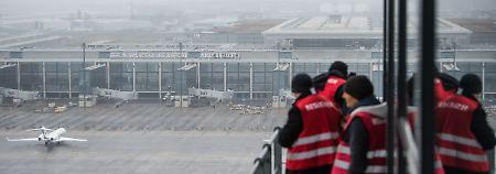 Neuer Eröffnungstermin: Flughafen BER soll in 22 Monaten starten