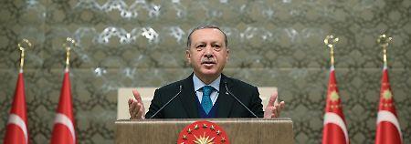 Zur Anerkennung aufgefordert: Erdogan: Jerusalem ist Hauptstadt Palästinas