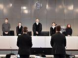 Das Gericht hat für den Prozess extra einen Saal im Kongresszentrum der Messe Düsseldorf angemietet.