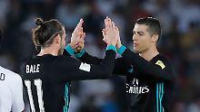 Der Sport-Tag: Real Madrid entgeht Blamage bei Klub-WM