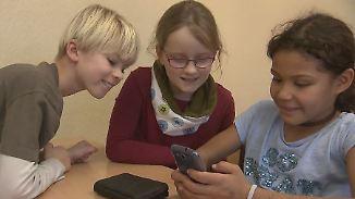 Was Eltern bedenken sollten: Wenn Kinder sich ein Smartphone wünschen