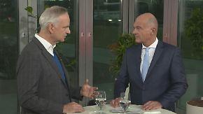 """Eon-Chef Teyssen im n-tv Interview: """"Wir müssen entschieden Wachstum zeigen"""""""