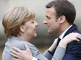 Kein Umbau des Euroraums: EU-Partner rupfen Macrons Pläne