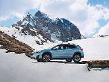 Subaru hat sich optisch mit dem XV dem Massengeschmack genährt. Seine Eigenheiten sind ihm aber geblieben.