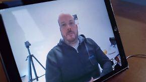 """Startup News: Ingo Seebach, Dedrone: """"Wir sind die Alarmanlage"""""""