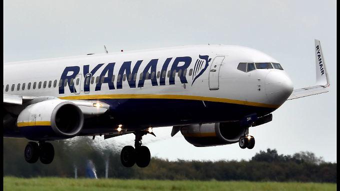 Abrupte Kehrtwende: Ryanair erkennt Gewerkschaften an - n ...