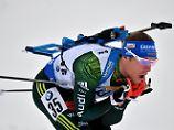 Der Sport-Tag: Biathlon-Hoffnung Schempp verpasst Podest knapp