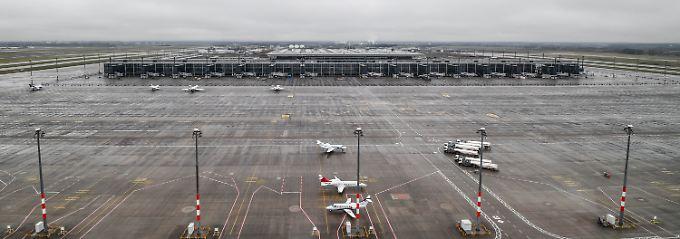 Neuer Termin für Flughafen: BER soll jetzt im Oktober 2020 eröffnen