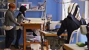 """n-tv Ratgeber: Startups mit Gewissen: """"Stitch by Stitch"""" näht Geflüchtete in die Gesellschaft"""