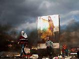 Der Tag: Tote bei Protesten in Palästinenser-Gebieten