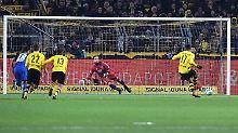 Dortmund schlägt Hoffenheim: Die Patientin Borussia fängt sich