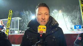 """Gabel zum Skispringen in Engelberg: """"Freitag springt auf sehr hohem Niveau"""""""