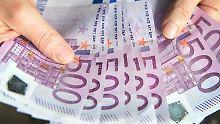 Comeback in den 2020ern?: Bundesbank will 500-Euro-Schein retten