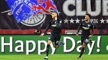 Selke-Doppelpack gegen Ex-Klub: Hertha vermiest Leipzig das Jahresende